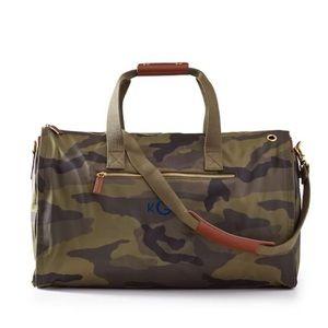 💼$269 NWT Mark & Graham 2-in-1 Garment Duffle Bag